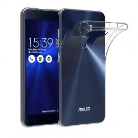 Coque ASUS ZenFone 3 ZE520KL  5.2 Pouces , Etui Silicone Gel ASUS ZenFone 3 Housse Antichoc ZenFone 3 Transparente Soup