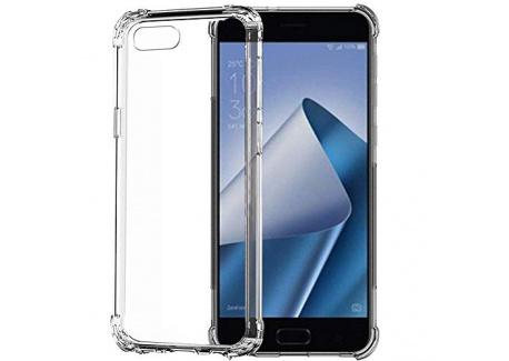 ykooe Coque ASUS Zenfone 4 Max ZC520KL, Transparente Bumper TPU Housse Ultra Fine Anti Choc Silicone Protection Etui pour ASU