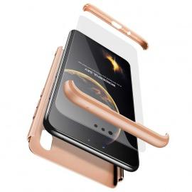 Coque ASUS Zenfone Max Pro M1 ZB602KL avec Protection Écran Verre Trempé Antichoc