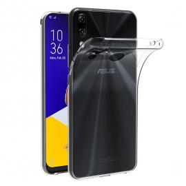 Coque pour ASUS Zenfone 5 ZE620KL 6.2 Pouces/ASUS Zenfone 5Z ZS620KL 6.2 Pouces, [Ultra Transparente Silicone en Gel T