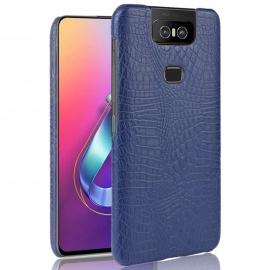 Coque ASUS Zenfone 6 ZS630KL, Etui Housse en PU Cuir Case Cover