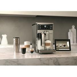 Machine à Espresso connectée Saeco HD8977/0 Granbaristo Avanti
