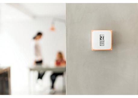 Netatmo NTH01-FR-EC Thermostat pour Smartphone