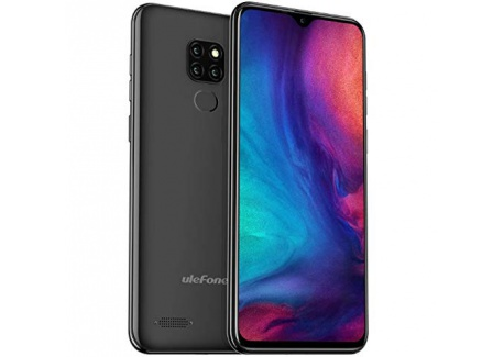 4G téléphone Portable debloqué  2019 , Ulefone Note 7P, Écran 6.1  Waterdrop, Smartphone Android 9.0 Dual SIM, MTK6761 2.0