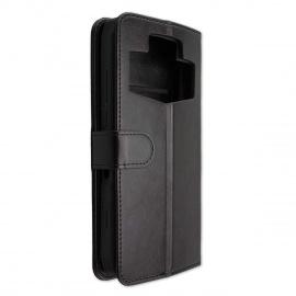Coque pour Ulefone Power 5 / Power 5s, Bookstyle-Case Étui de Protection Antichoc pour Smartphone  Coque de Coloris Noir