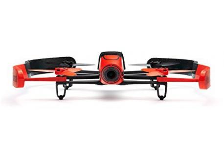 Parrot BeBop Drone Rouge pour Smartphone/Tablette