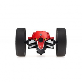 Parrot MiniDrone Jumping Race Max Rouge