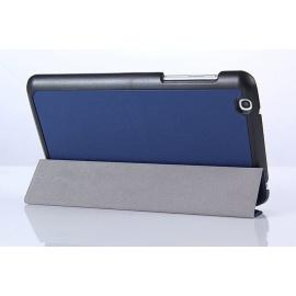 Kepuch Custer LG G Pad 8.3 V500 V510 Étui - PU Cuir Étui Housse Coque pour LG G Pad 8.3 V500 V510 - Bleu