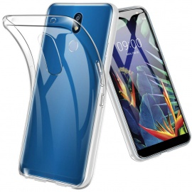Voviqi Coque pour LG K20 2019, Housse Etui LG K20 2019 Case Ultra Mince Silicone Gel TPU avec Absorption de Choc et Anti-Scra