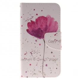 Portefeuille Etui pour LG K8, Différents Modèles de Couleur PU Cuir Rabat Swag Coque pour LG K8 Livre Extra Fin Case Cover de