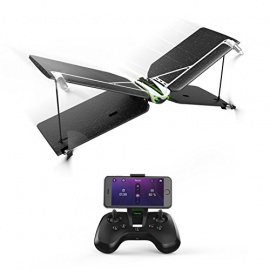 Parrot Swing Mini drone Quadricoptère/Avion pour Smartphone/Tablette Bluetooth 4.0/BLE