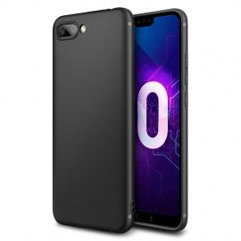 EasyAcc Coque Huawei Honor 10, Etui Souple Flexible en Premium TPU Noir Case Cover pour Huawei Honor 10  5,84 Pouces  Smartph