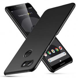 ESR Coque pour Google Pixel 3, Coque Silicone Matte Ultra Fine, Housse Etui de Protection Bumper en TPU Souple Finition Mat [