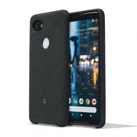 Google Coque Protectrice pour Google Pixel 2 XL - Carbone