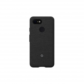 Google Ga00494XL téléphone Coque sur Mesure Tissu Active Edge pour Pixel 3-réglisse