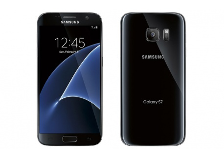 Samsung Galaxy S7 Smartphone débloqué 4G (Ecran : 5,1 pouces - 32 Go - 4 Go RAM - Simple Nano-SIM - Android Marshmallow 6.0) Noi