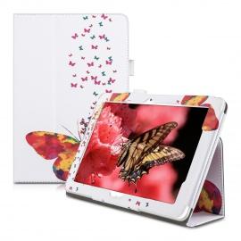 kwmobile Étui Compatible avec Acer Iconia Tab 10  A3-A20  - Étui à Rabat Protection Slim pour Tablette avec Fonction Support