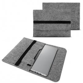"""Housse de protection NAUC en feutre pour ordinateur portable Acer Swift 1, 2, 3, 5, 7 et 14"""""""