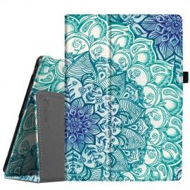 FINTIE Coque pour Lenovo Tab E10 - Folio Etui Housse Case Cover de Protection avec Support Fonction pour Lenovo Tab E10 TB-X1