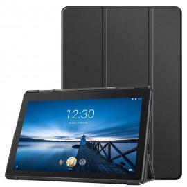 FINTIE Coque pour Lenovo Tab E10 - Ultra-Mince et Léger Étui Housse Case Cover avec Support Fonction pour pour Lenovo Tab E10