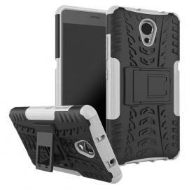 Sangrl Coque pour Lenovo P2, [2 en 1 Housse] Double Armure Hybride Anti-Chute Housse PC Hard + TPU Souple Housse Anti-Rayures