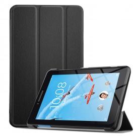 IVSO Coque Etui Housse pour Lenovo Tab E7, Slim Smart Cover Housse de Protection avec Support Fonction pour Lenovo Tab E7 7 P