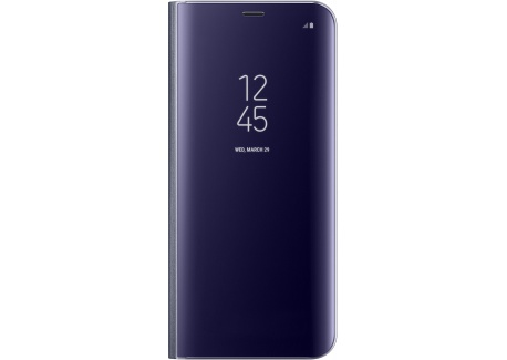 Samsung Original Coque Support à Rabat pour Samsung Galaxy S8 Plus - Violet