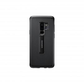Samsung EF-RG965CBEGWW Galaxy S9+ Coque rigide renforcée Samsung EF-RG965CB noire pour Galaxy S9+