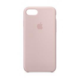Apple Coque en Silicone  pour iPhone 8 / iPhone 7  - Rose des Sables