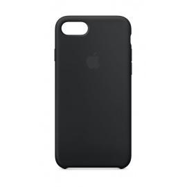 Apple Coque en Silicone  pour iPhone 8 / iPhone 7  - Noir