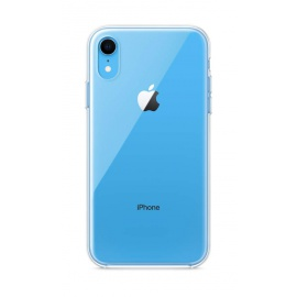 Apple Coque Transparente  pour iPhone XR