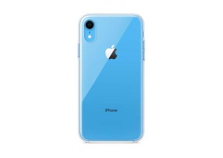 Apple Coque Transparente  pour iPhone XR