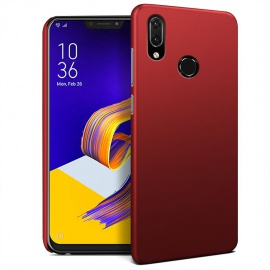 RIFFUE Coque ASUS Zenfone 5 ZE620KL, Housse Etui en PC Dur Rigide Ultra Slim Solide Simple Mince Anti-Rayure Protection Cas C