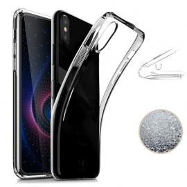 cookaR Coque DOOGEE X50, DOOGEE X50 Case étui Transparent Ultra Mince Silicone Souple Cristal Clair Housse de Protection pour