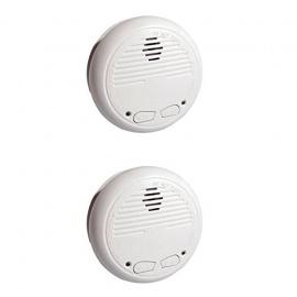Chacon 34126 2 Détecteurs de fumée interconnectables sans fil
