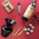 MyOeno Le Sommelier connecté Qui Analyse Le vin Que Vous dégustez ! Laccessoire Indispensable pour Tous Les Amateurs de vins