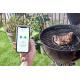 MASTRAD - Sonde De Cuisson 100 % Sans Fil Avec Application Mobile - meat°it - Bluetooth - Température Interne & Vitesse De Cu