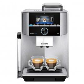 Siemens EQ.9 Plus Connect s500 Machine à café filtre, 2,3 L, Broyeur intégré, 1500 W, Noir, Acier inoxydable