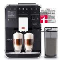 Melitta Machine à Café et Boissons Chaudes Automatiques avec récipient à lait, Commande par Smartphone