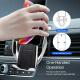 Chargeur sans Fil Voiture, Serrage Automatique 10W /7.5W /5W Chargeur de Rapide Voiture sans Fil Porte-téléphone Compatible a