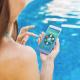 Ofi Zen Analyseur de Piscine connecté avec Alerte Smartphone - Surveille la qualité de Votre Eau 24/7 - Sonde Analyse Chlore