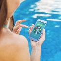 Ofi Zen Analyseur de Piscine connecté avec Alerte Smartphone