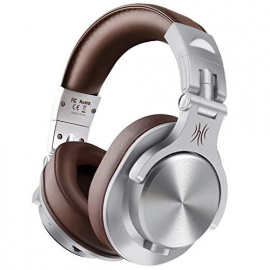 Casque Bluetooth Sans Fil OneOdio Casque Audio Fermé Casque Studio Professionnel Casque Filaire Casque Monitoring avec Prise