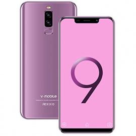 4G Telephone Portable debloqué S9+ 2019  3Go RAM + 16Go ROM Android 9.0 5,85 Pouces Dual 13MP + 5MP Caméras 4300mAh Batterie