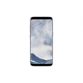 Samsung Galaxy S8 Smartphone débloqué 4G  Ecran : 5,8 Pouces - 64 Go - 4 Go RAM - Simple Nano-SIM - Android Nougat 7.0  Silve