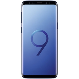 Samsung Galaxy S9 64 GB  Single SIM  - Bleu - Android 8.0 - Version française  Reconditionné