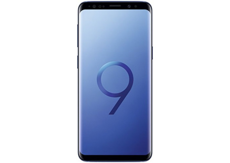 Samsung Galaxy S9 64 GB  Single SIM  - Bleu - Android 8.0 - Version française  Reconditionné