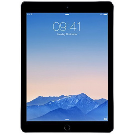 Apple iPad Air 2 WiFi 64 Go Gris Sidéral  Reconditionné