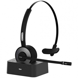 Casque Bluetooth avec Micro Switch Anti Bruit