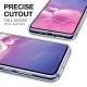 Kensou Coque Compatible avec Samsung Galaxy S20 FE avec 2 Verre trempé Protection écran, Protection Complète Souple Silicone